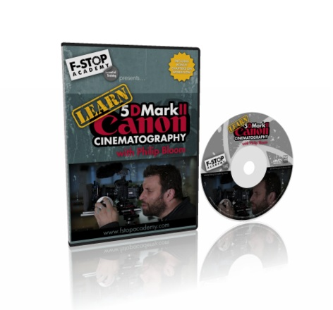 Review: Learn Canon 5D Mark II Cinematography with Philip Bloom