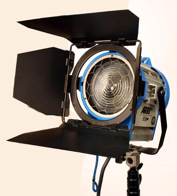 Arri vs. Britek Video Light Comparison   Cine Tips #5