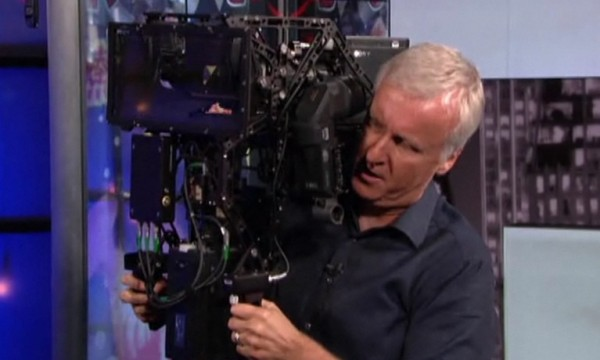 James Cameron Shows Off 3D Camera Used In Avatar