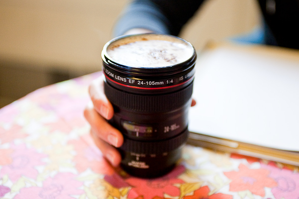 Canon EF 24-105mm f/4L IS USM …Mug?