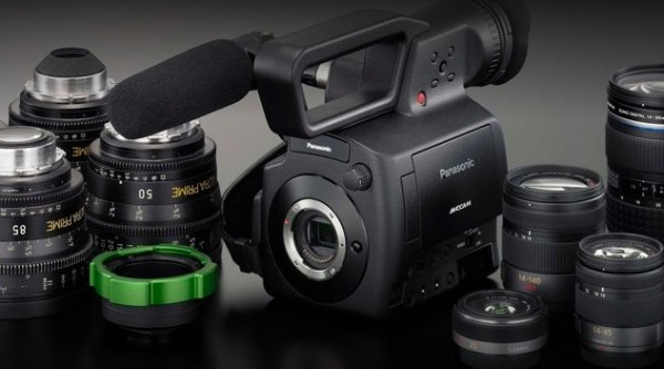 New Micro Site Launched for the Panasonic AG-AF100