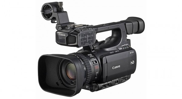 Canon Introduces Two New Compact HD Professional Camcorders: XF105 & XF100