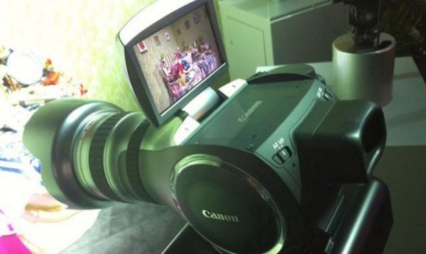 Canon Expo News: 4K Concept Camera and More!