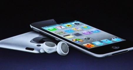 Apple Announces iPod Touch 4 with Front/Rear Cameras and HD Video