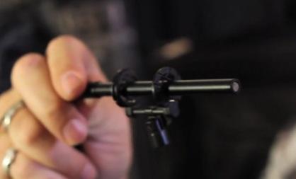 Hosa Technology Introduces Que Audio Mini Shotgun Mic