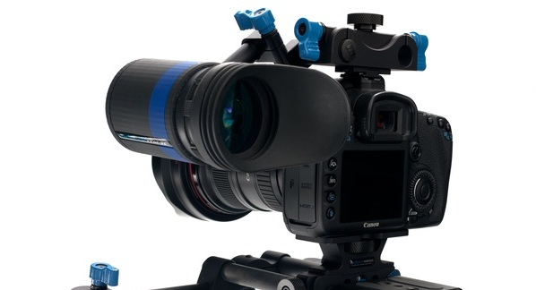 Redrock Announces New HDSLR EVF