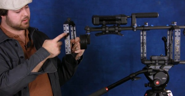 CPM Filmtools Bulldog and Sidewinder HDSLR Rig Review