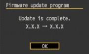 Canon 5D MkII Firmware Update 2.0.9