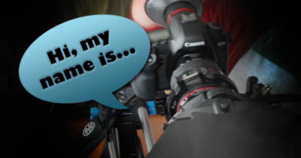 Want to Chat About HDSLR Cameras?