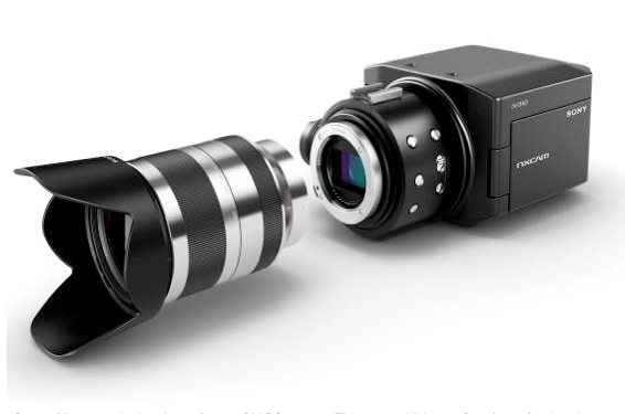 Sony NXCAM 35 Gets More Details