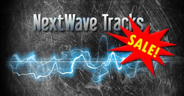 NextWave Tracks Sale – HALF OFF Track Packs