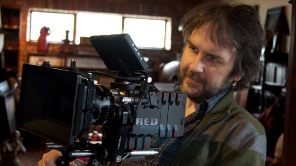 Peter Jackson will film The Hobbit on 30 RED Epic cameras