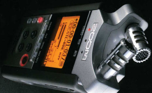 Zoom H4n Firmware Update – Adds Independent Level Controls
