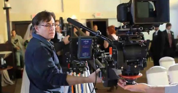 DSLR Commercial Video Shoot – Behind the Scenes