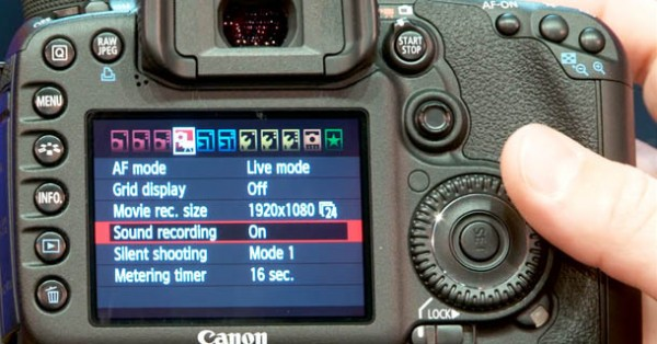 HDSLR 101 #4: Setting up your HDSLR for shooting video
