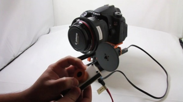 Jag35 announces inexpensive remote focus control system