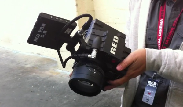 First video of working RED Scarlet (Epic Light)