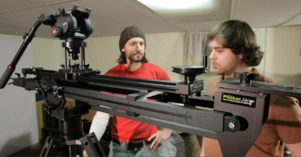 Unboxing the Kessler Crane Pocket Jib and Pocket Dolly