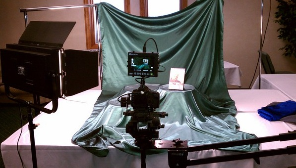 Infomercial Product Shoot – Behind the Scenes
