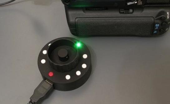 USB Follow Focus for Canon DSLRs