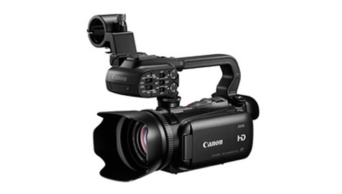 Canon introduces the XA10, a new compact professional camcorder