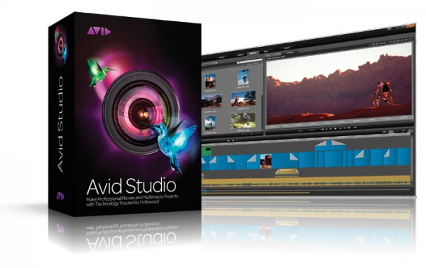 Avid reveals new NLE, Avid Studio