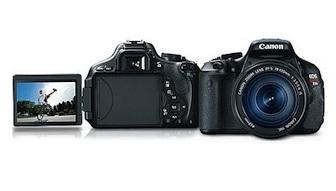 Canon announces the T3i/600D new Video DSLR