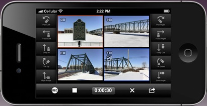 Shoot Multicam on your iPhone or iPod Touch with Collabracam