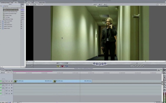 Remove Fluorescent Light Banding from DSLR Footage