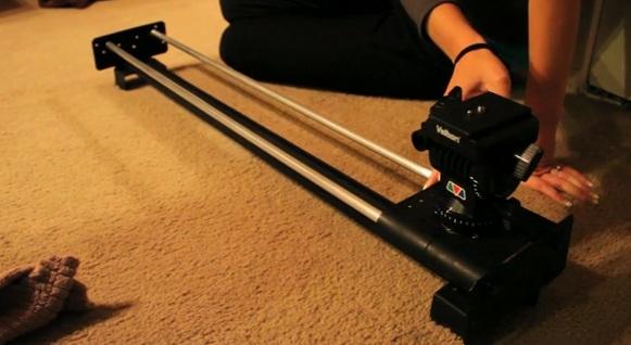 DIY Video Camera Slider