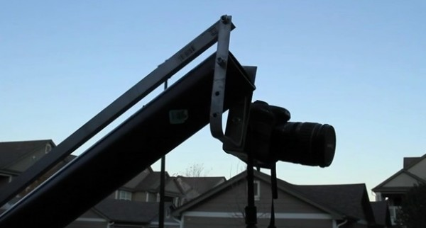 DIY Video Camera Jib