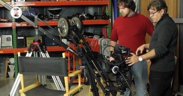 Kessler Crane Pocket Jib & Pocket Dolly Review