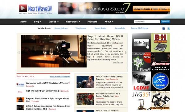 Welcome to the NEW NextWaveDV.com!