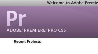Two Adobe Premiere Pro CS5 and CS4 maintenance tips