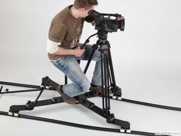 CamDolly V2, one camera dolly to rule them all