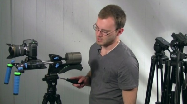 Choosing a Cheap yet Good HDSLR Tripod