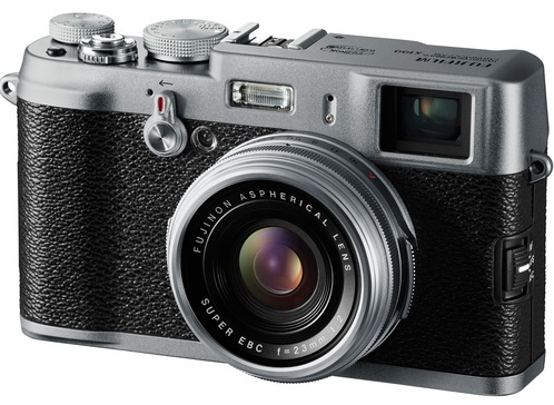 Record 720p Video in Style with the Fujifilm Finepix X100