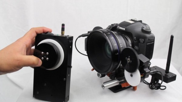 Jag35 demos new sub-$900 wireless follow focus