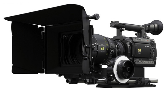 Sony to Debut a 4K Cinema Camera at NAB