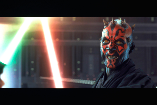 Star Wars fans, The Phantom Menace Goes 3D