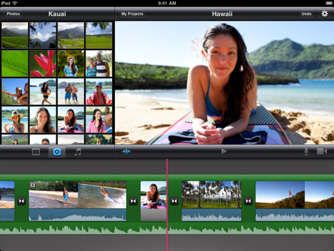 iMovie & GarageBand Now Available for the iPad