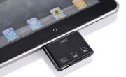 SD & CF card readers for iPad & iPad 2, great for HDSLR shooters