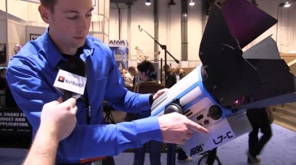 NAB 2011: Arri L-series LED, Arrilite, HMI, Tungsten Fresnels