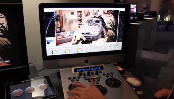 NAB 2011: Technicolor CineStyle, Free picture style preset for Canon 5D MkII
