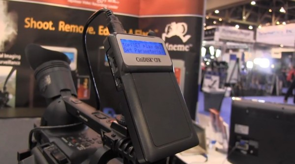 NAB 2011: Shining Technology CitiDISK digital video recorder, high speed CF & Express cards