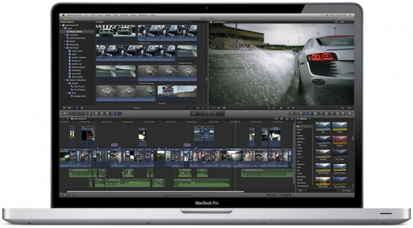 Apple Final Cut Pro X will have 64 bit support and background rendering for $299