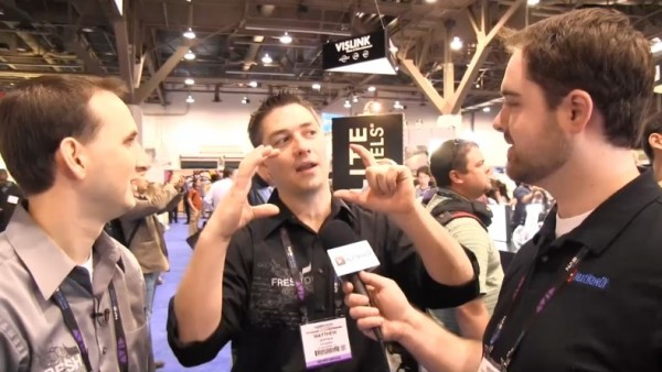 NAB 2011: Interview with Matthew Jeppsen and Kendal Miller from FreshDV