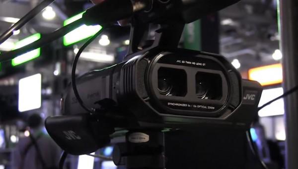NAB 2011: JVC 4K, 3D, GY-HM750U