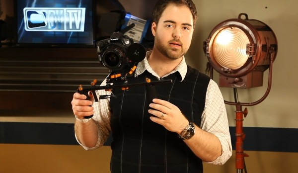 DV|TV: Jag35 DSLR video gear, rig, monitor, electronic follow focus review