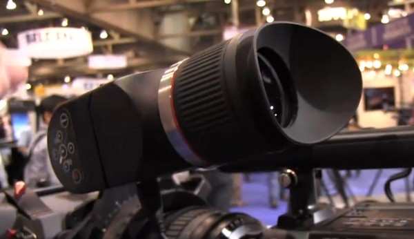NAB 2011: LCDVF EVF electronic viewfinder